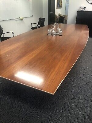 Large executive Boardroom table