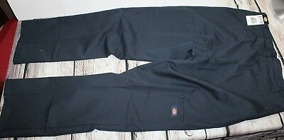 Mens DICKIES Industrial Relaxed Fit CARGO Straight Leg 40 UU Pants 38 x 35 C2