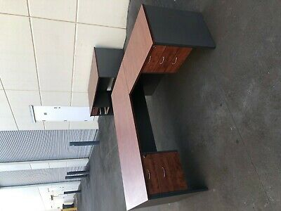Office furniture tables benches desks with draws