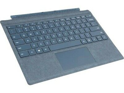 MICROSOFT SURFACE PRO Signature Type Cover (UK keyboard layout) Cobalt Blue