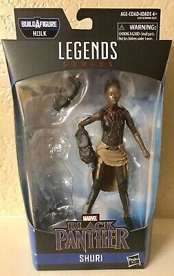 Marvel Legends SHURI 2019 Avengers Endgame 2 Action Figure NO BAF