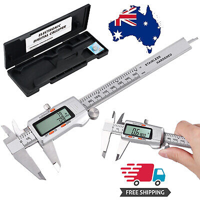 150mm Digital Vernier Caliper Stainless Steel Electronic Caliper Measuring tool