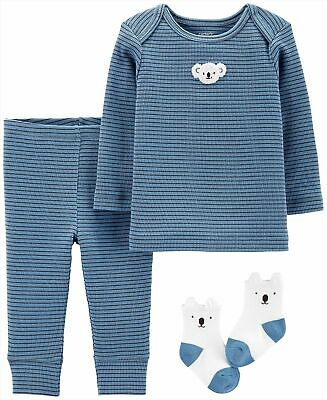 50ffadc52 NWT CARTER'S BOYS Take Me Home Layette Set Shower Gift Outfit NB 3M ...