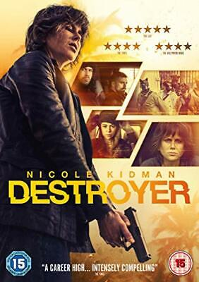 Destroyer [DVD] [2019] - DVD  2TVG The Cheap Fast Free Post