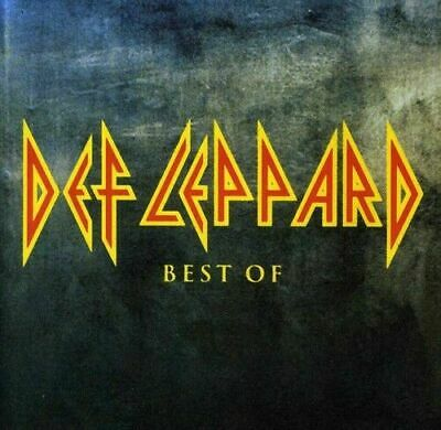 Cd Def Leppard Best Of Brand New Sealed Greatest Hits