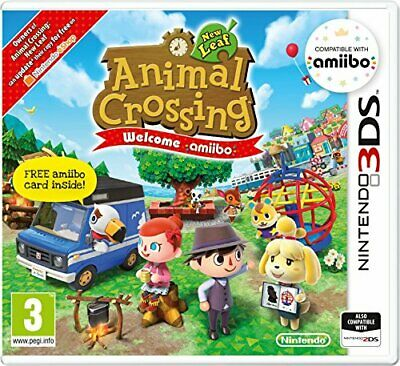Animal Crossing New Leaf (Nintendo 3DS) - Game  FJVG The Cheap Fast Free Post