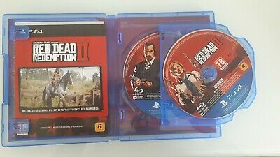 Red Dead Redemption II Playstation 4