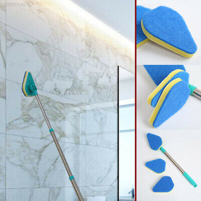 FF94 Clean Reach Telescoping Scrub Brush Scrubber Cleaning Product With Handle