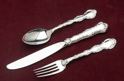Strasbourg by Gorham 3 piece Youth Set, Sterling Silver, New