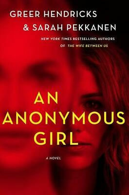 An Anonymous Girl Book Hardcover