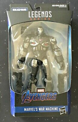 2019 Marvel Legends Avengers Endgame War Machine BAF Hulk Series In Hand