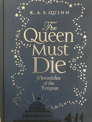 The Queen Must Die - Chronicles Of The Tempus