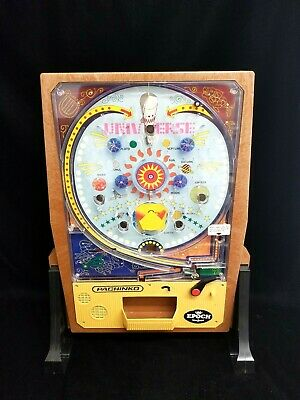 Pachinko Japanese Pinball Machine -Epoch Playthings- 1973 No. 3000 Original Box