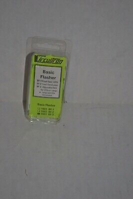 Circuitron 1603 BF-3 Basic Flasher Adjustable Rate Led or Lamps