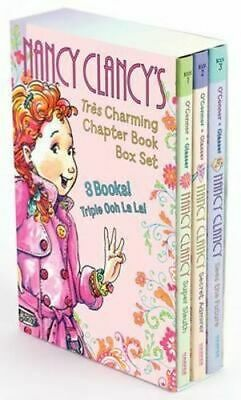 NEW Fancy Nancy By Jane O'Connor Hardcover Free Shipping