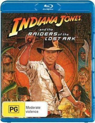 NEW Indiana Jones and the Raiders of the Lost Ark  Blu Ray Free Shipping