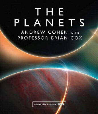NEW The Planets By Brian Cox Hardcover Free Shipping