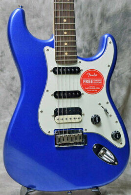 squier by fender contemporary stratocaster hss japan beautiful rare ems f/s