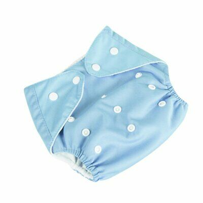 Reusable Kids Baby Waterproof Nappy Soft Washable Inserts Covers Diapers Pants