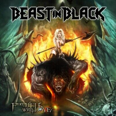Beast In Black - From Hell With Love *NEW* CD