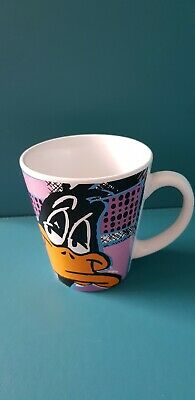 Rare Warner Bros. Studio Daffy Duck Large Mug