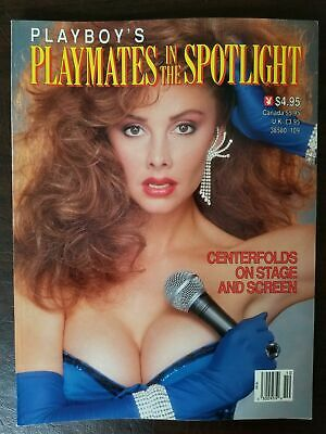 Playboy magazine special edition Playmates In the Spotlight 1989 FINE