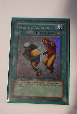 BP01-EN039 ANGLAISE//RARE ♦Yu-Gi-Oh!♦ Vol à l/'Arraché//Snatch Steal