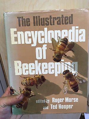 The Illustrated Encyclopedia of Beekeeping by Roger A Morse (Hardback, 1985)