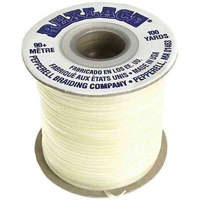 "Plastic Craft Lace 3/32"" X 100 Yds Niteglow"