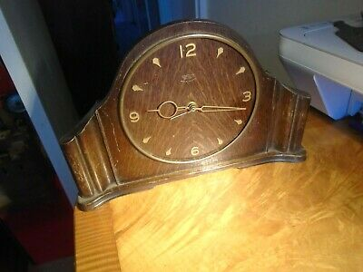 "Vintage Smiths ""Sectric"" -Electric Mantle Clock-Art Deco Period"