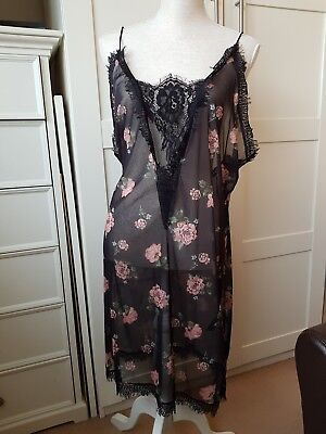 Official Pink Panther Ladies Nightie T Shirt Size XL 46//48 BNWT