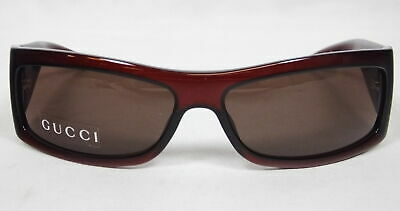 Authentic GUCCI Sunglasses GG 1564/S RECL3 Burgundy Optyl Frame Safilo Italy NEW