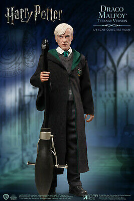 Star Ace Draco Malfoy Quidditch Version 1:6 Collector Figure 0019