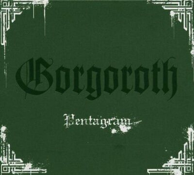 Gorgoroth - Pentagram: Remastered - Gorgoroth CD M8VG The Cheap Fast Free Post