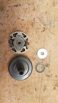 GENUINE OEM STIHL FS90 AVE clutch drum housing assembly, clutch, old