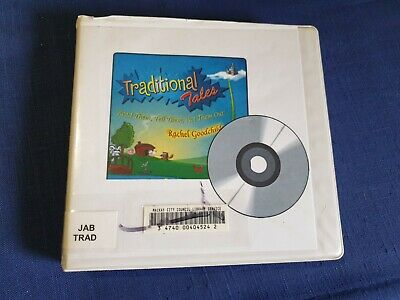 Traditional Tales - Audiobook - CD