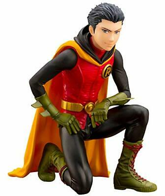 DC COMICS IKEMEN DC UNIVERSE Damien Robin 1/7 scale PVC made painted From japan
