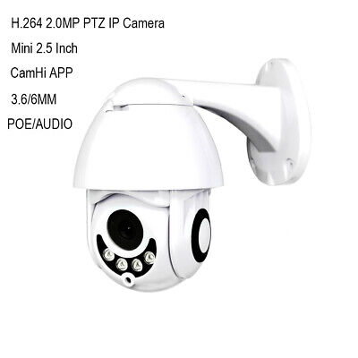CAMHI 20X OPTICAL Zoom HD 1080P 2 0MP Wireless Starlight PTZ IP