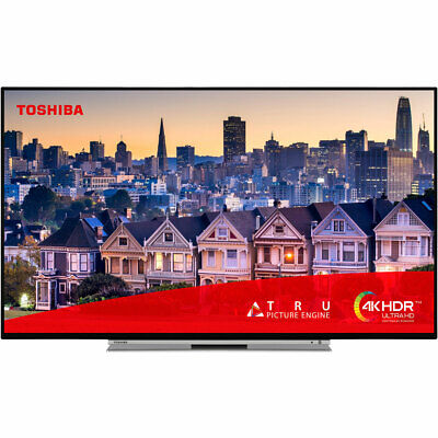 Toshiba 49UL5A63DB 49 Inch TV Smart 4K Ultra HD LED Freeview HD 4 HDMI Dolby
