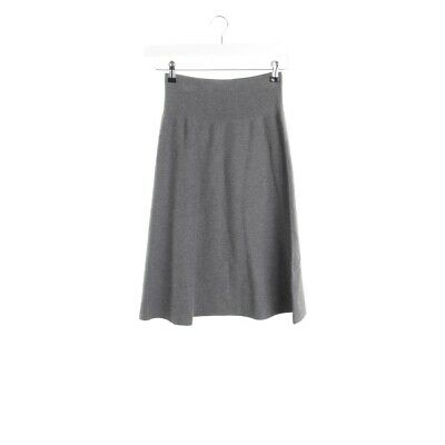 8f937ccf04 MARC O'POLO Rock Gr. 36 Grau Damen Skirt Jupe Strick Knit Bleistiftrock