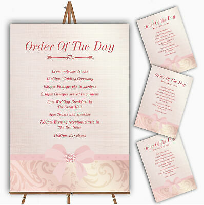Pretty Pale Coral Floral Diamante Personalised Wedding Thank You Cards