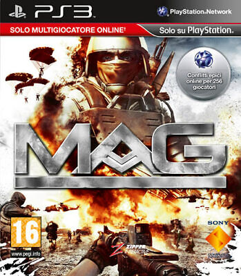 Mag PS3 Playstation 3 SONY COMPUTER ENTERTAINMENT