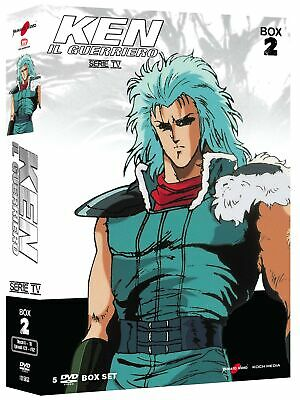 Ken Il Guerriero - La Serie Parte 02 (5 Dvd) YAMATO VIDEO