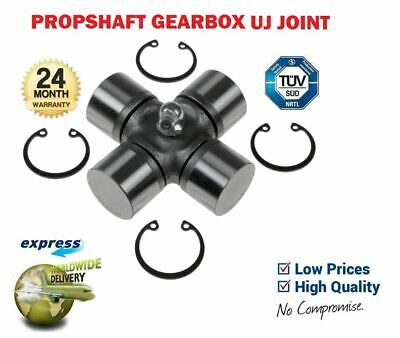 For Nissan 37125-2X801 37125-2X826 37125-2X827 New Propshaft Uj Universal Joint
