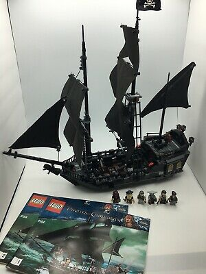 LEGO #4184 PIRATES OF THE CARIBBEAN - The Black Pearl