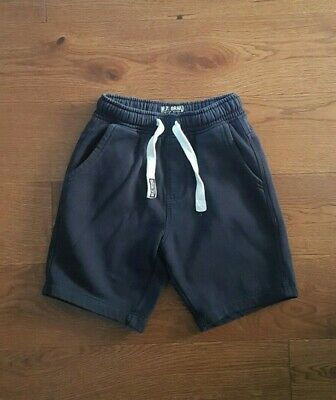 NEXT Boys Navy Blue Jogger Sweatshirt Shorts Size 5 Years