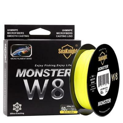 Fishing Line 500M Braided 8 Strands Japan PE Multifilament 20LB 0.16mm Wire