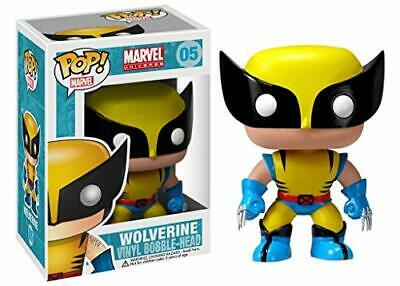 Funko POP Marvel: Wolverine