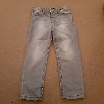 River Island Boys Age 4 Jeans With Distressed Knees