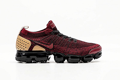 Original Nike Air Vapormax Flyknit 2.0 Men's Running Shoes with Genuine Box